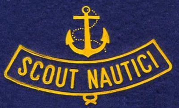 Distintivo per scout nautici Agesci