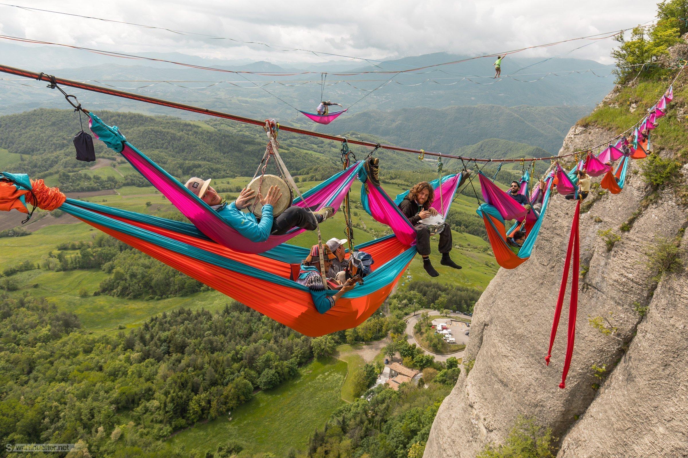 L'amaca, una comodità per la tua estate solidale