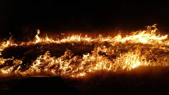 La prevenzione degli incendi al campo scout