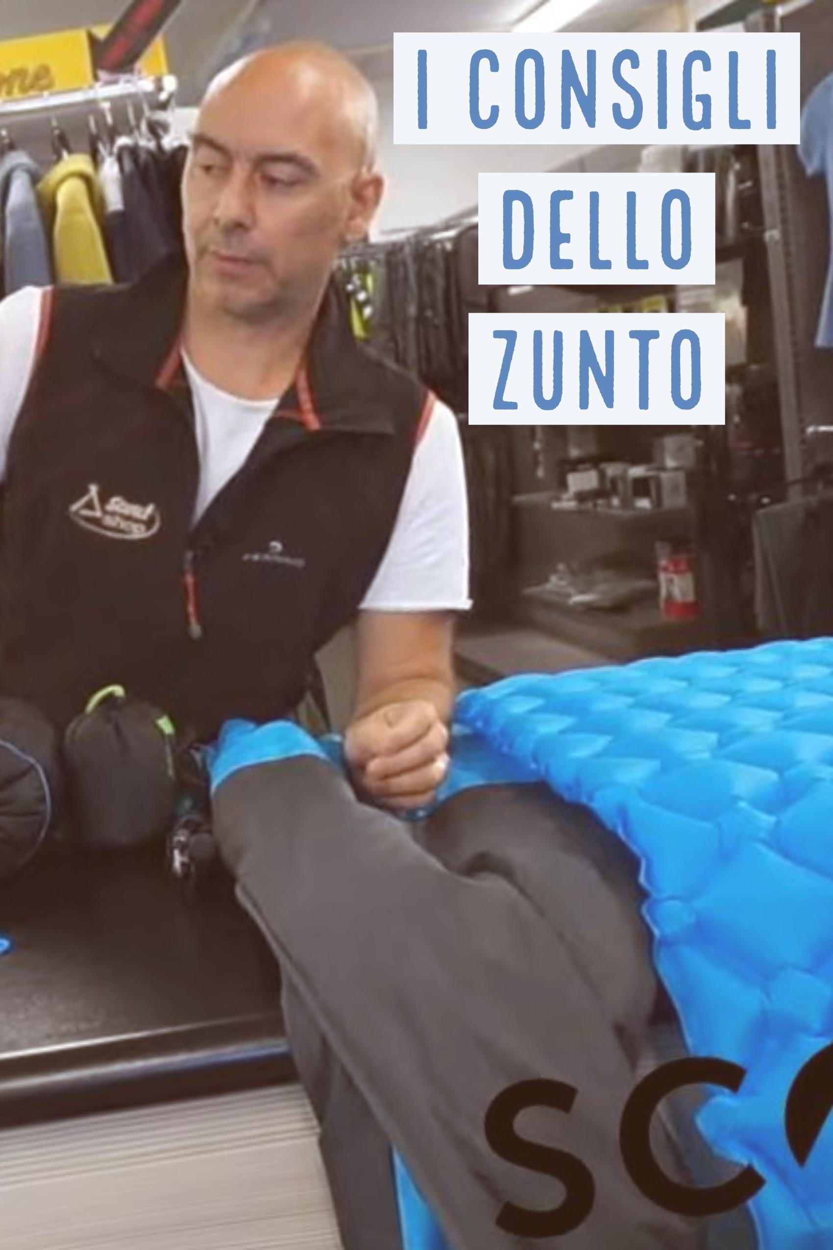 I consigli di Zunto: l'attrezzatura giusta per le lunghe escursioni