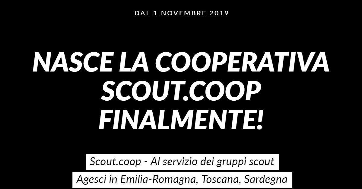 Finalmente…Scout.coop