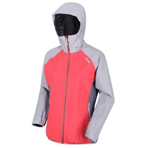 giacca imber donna rosa