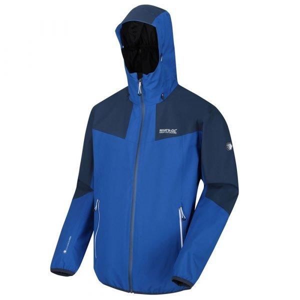 giacca imber uomo blu