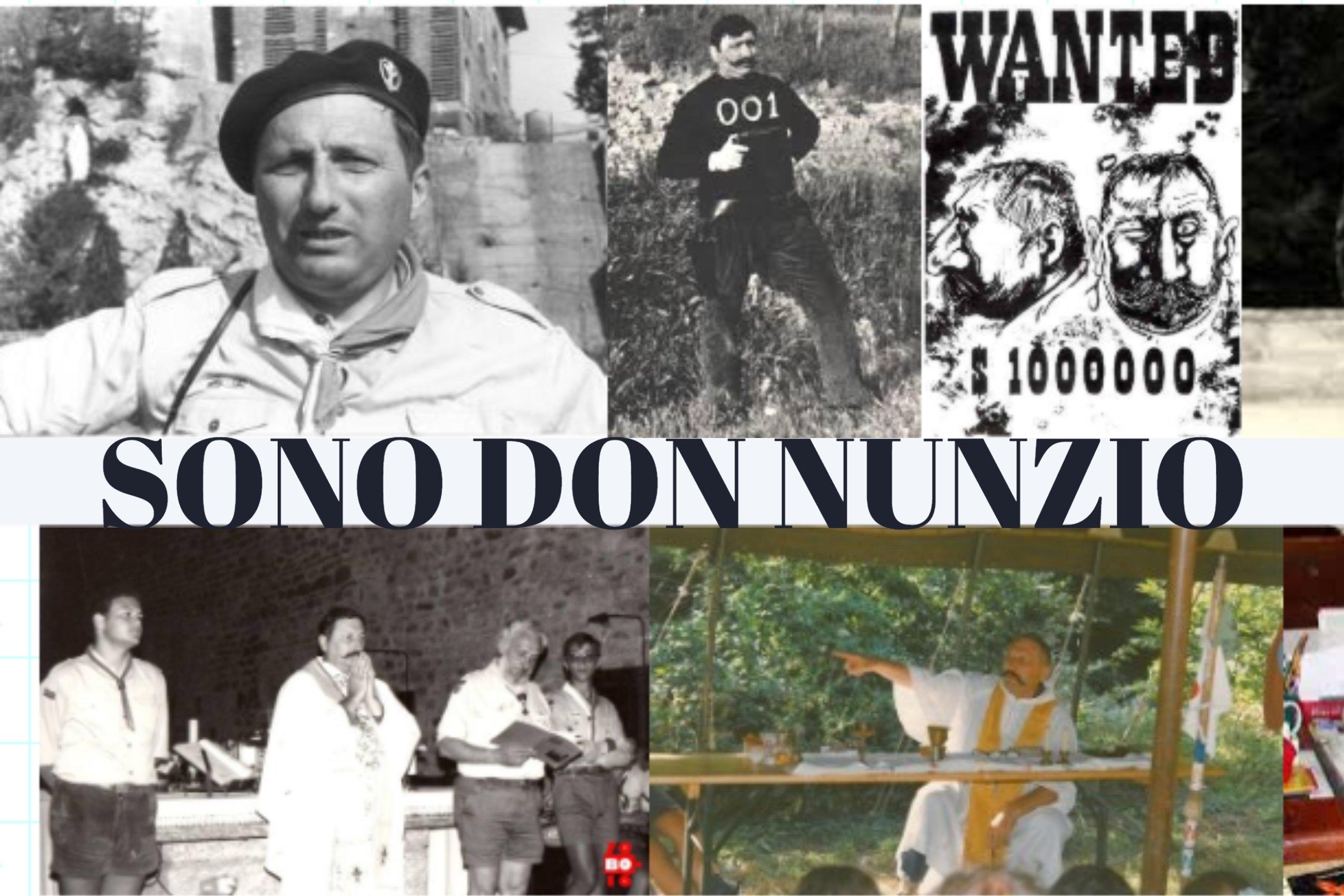 Sono Don Nunzio, vita e pensiero del prete con i baffi