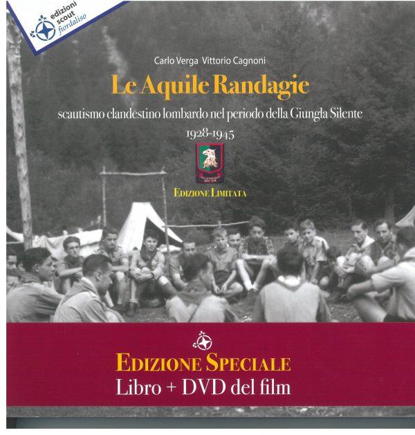 Aquile Randagie edizione specialr libroDVD scaled