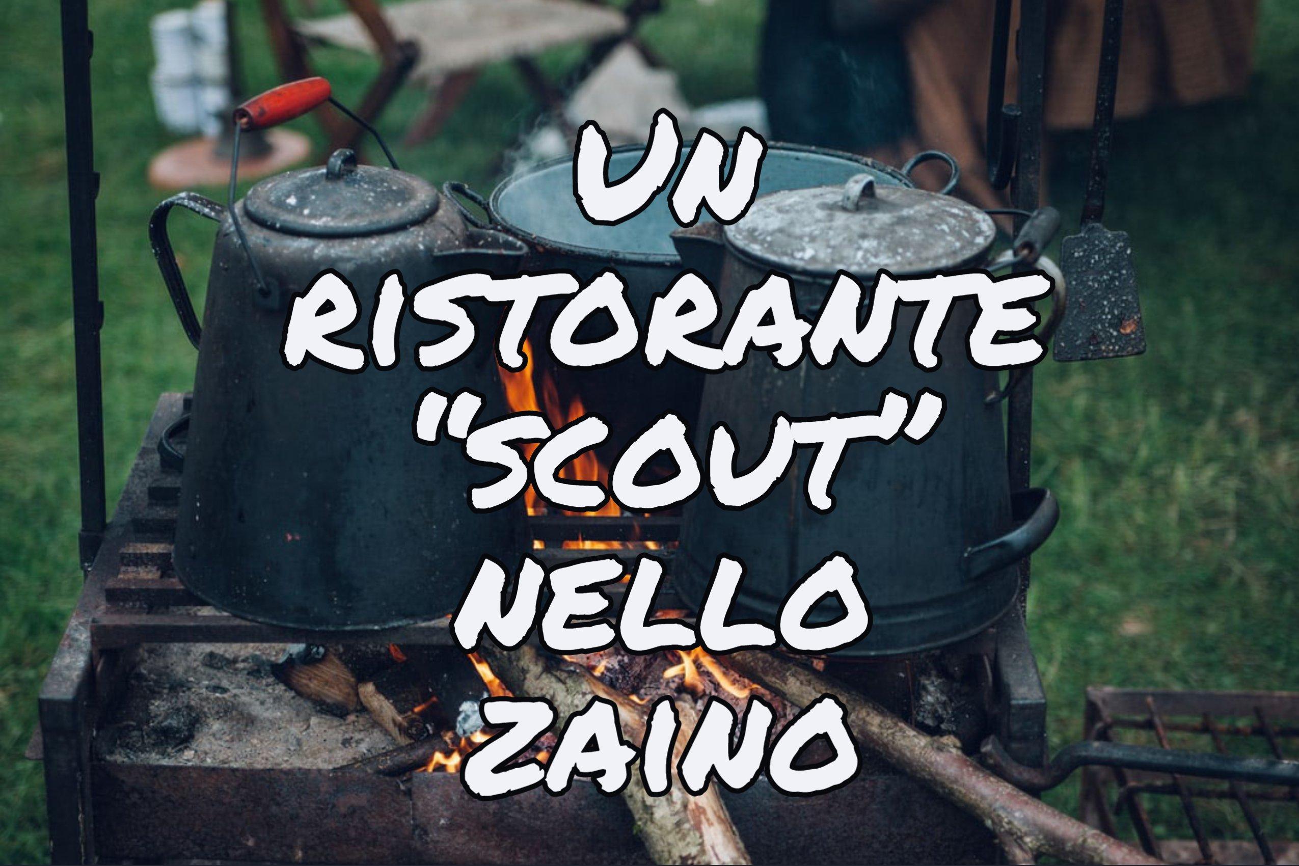 Novità editoriali di Luglio: Un ristorante nello zaino