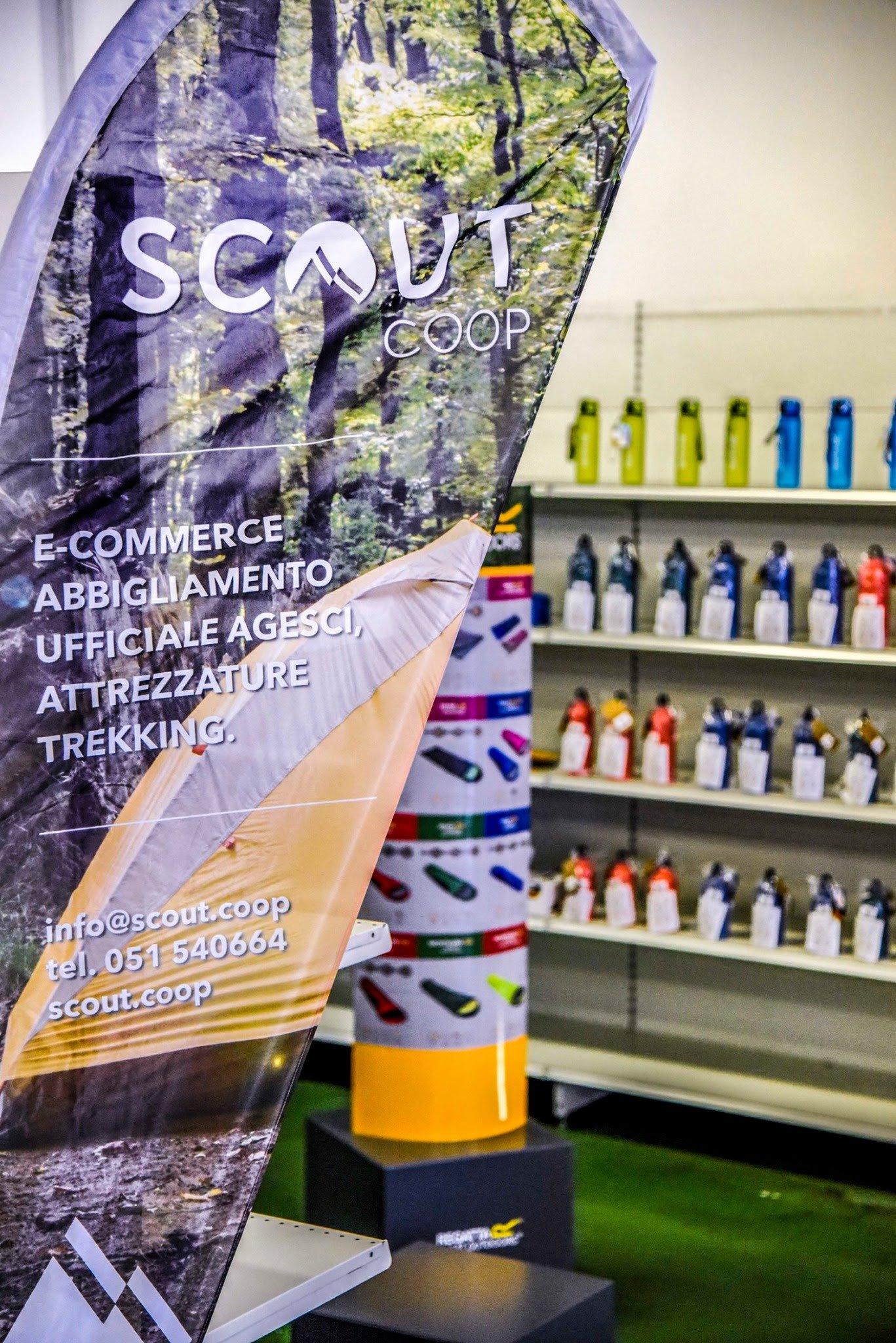 Nuovo punto vendita Scout.coop a Reggio Emilia