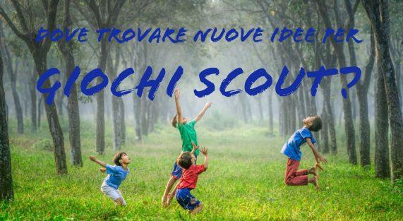 libri per giochi scout